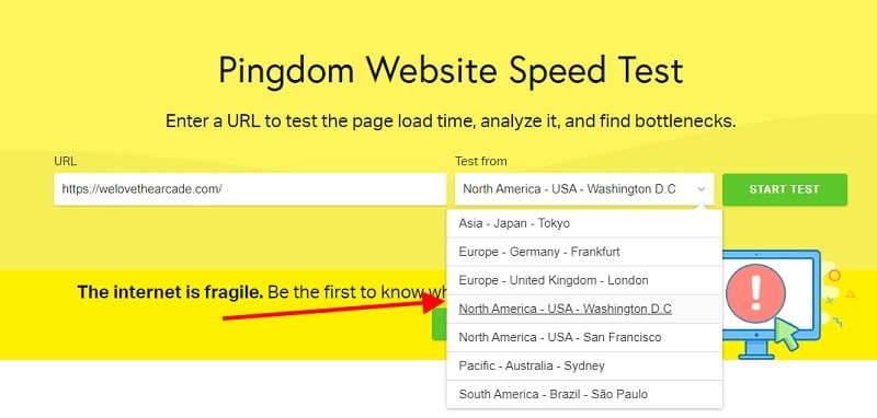 How to fix a slow WordPress site with Pingdom Tools