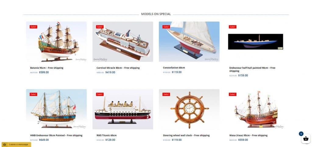 Seacraft Gallery