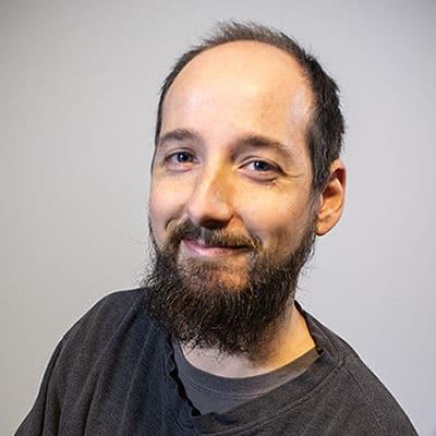 Dan Bochichio, Web Designer