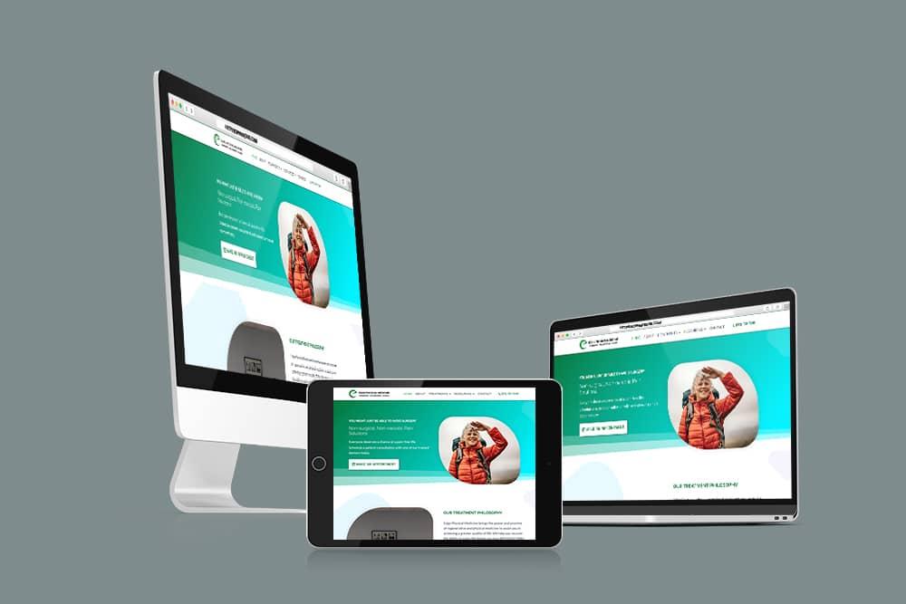 Medical Group WordPress Website